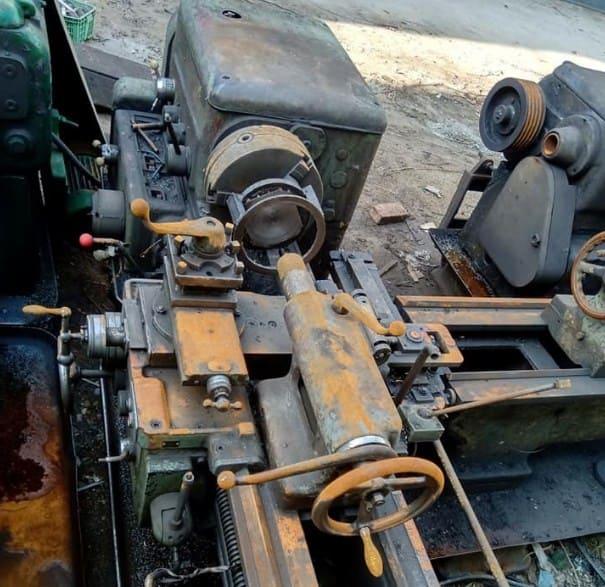 Thu mua máy cơ khí cũ